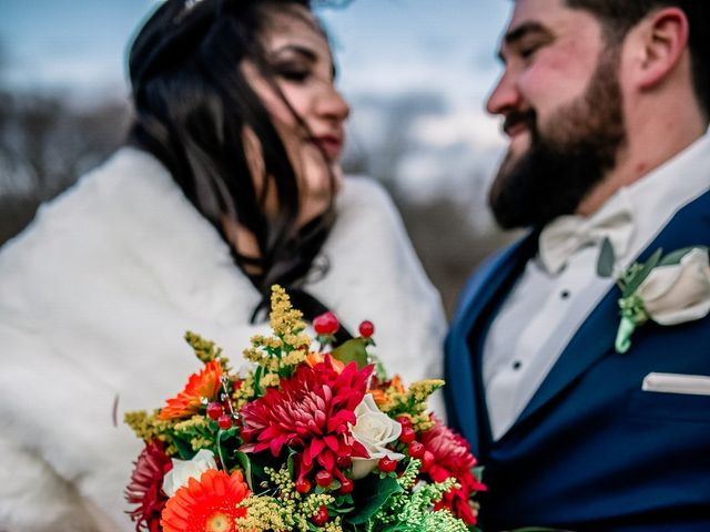 Chad and Ashley's Wedding in Bensalem, Pennsylvania 67