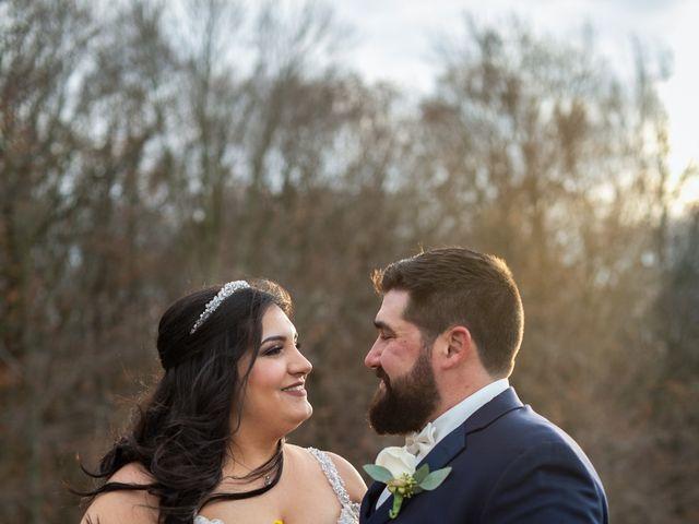 Chad and Ashley's Wedding in Bensalem, Pennsylvania 70