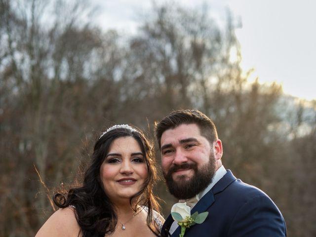 Chad and Ashley's Wedding in Bensalem, Pennsylvania 71
