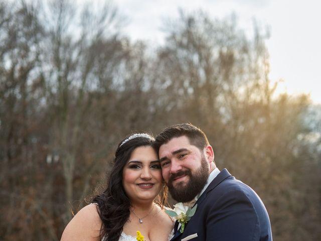 Chad and Ashley's Wedding in Bensalem, Pennsylvania 72