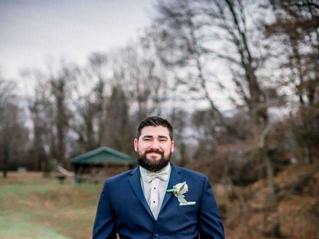 Chad and Ashley's Wedding in Bensalem, Pennsylvania 75