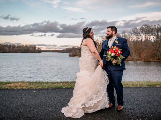 Chad and Ashley's Wedding in Bensalem, Pennsylvania 76