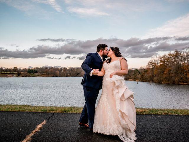 Chad and Ashley's Wedding in Bensalem, Pennsylvania 77