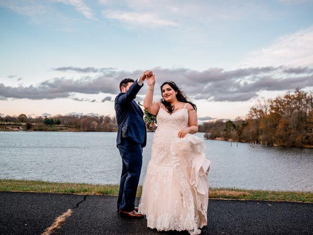 Chad and Ashley's Wedding in Bensalem, Pennsylvania 78