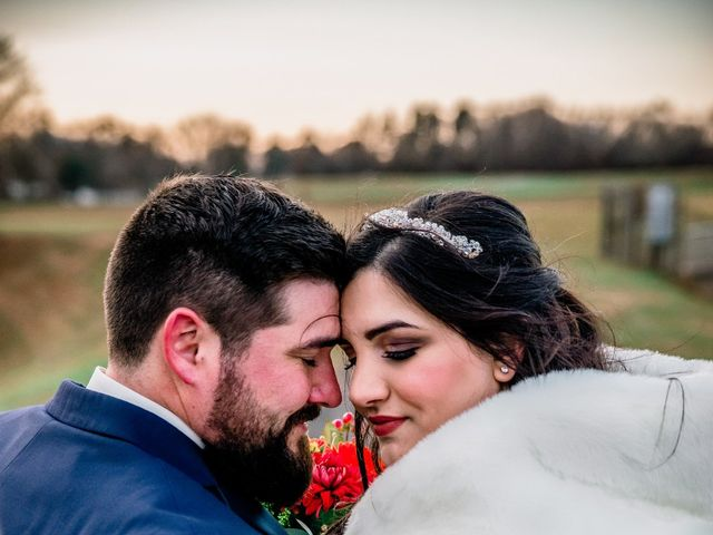 Chad and Ashley's Wedding in Bensalem, Pennsylvania 79