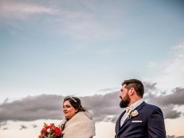 Chad and Ashley's Wedding in Bensalem, Pennsylvania 80