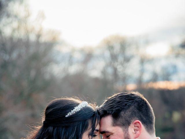 Chad and Ashley's Wedding in Bensalem, Pennsylvania 83