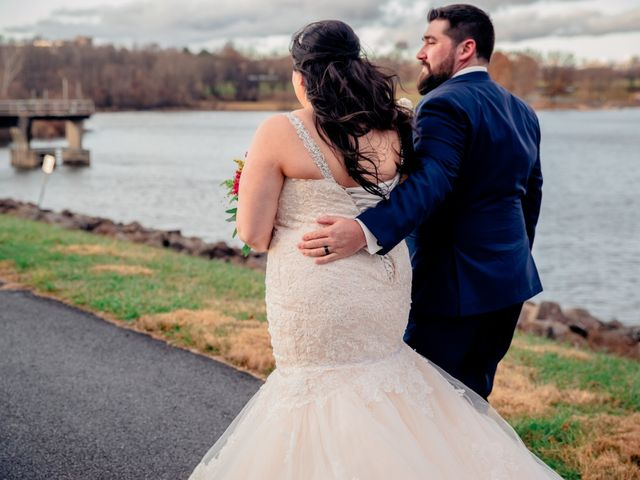 Chad and Ashley's Wedding in Bensalem, Pennsylvania 84