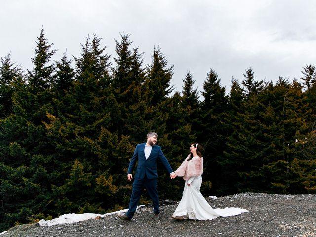 Victoria and Zack's Wedding in Snowshoe, West Virginia 16