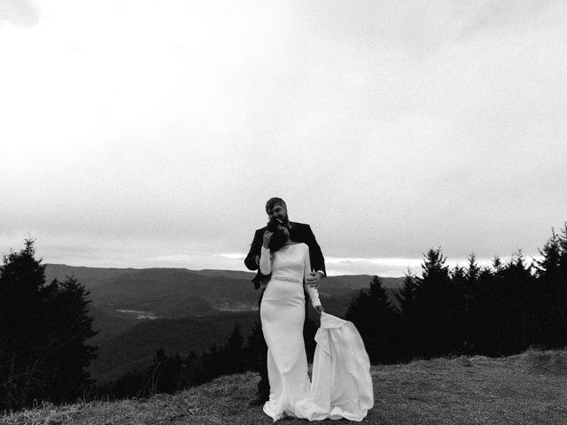 Victoria and Zack's Wedding in Snowshoe, West Virginia 17