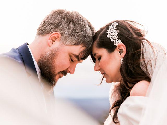 Victoria and Zack's Wedding in Snowshoe, West Virginia 19