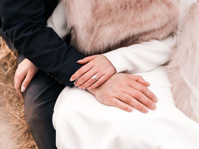 Victoria and Zack's Wedding in Snowshoe, West Virginia 22