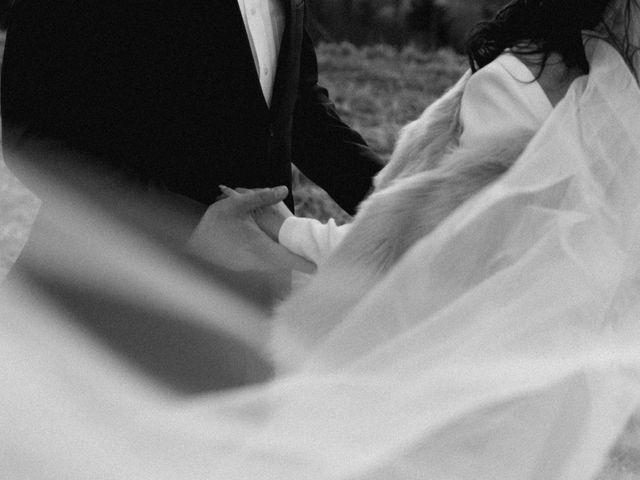 Victoria and Zack's Wedding in Snowshoe, West Virginia 23