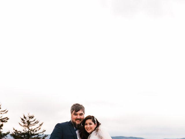 Victoria and Zack's Wedding in Snowshoe, West Virginia 24