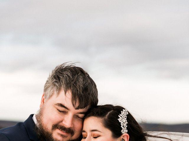 Victoria and Zack's Wedding in Snowshoe, West Virginia 25