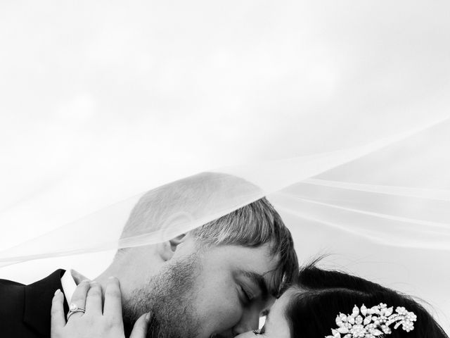 Victoria and Zack's Wedding in Snowshoe, West Virginia 27
