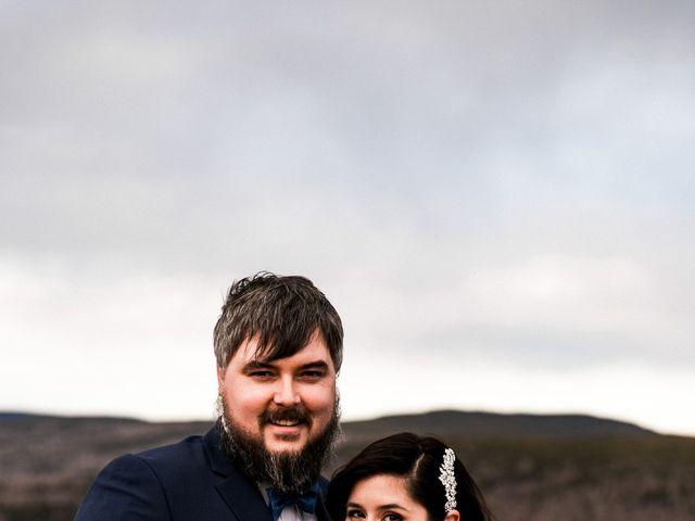 Victoria and Zack's Wedding in Snowshoe, West Virginia 30