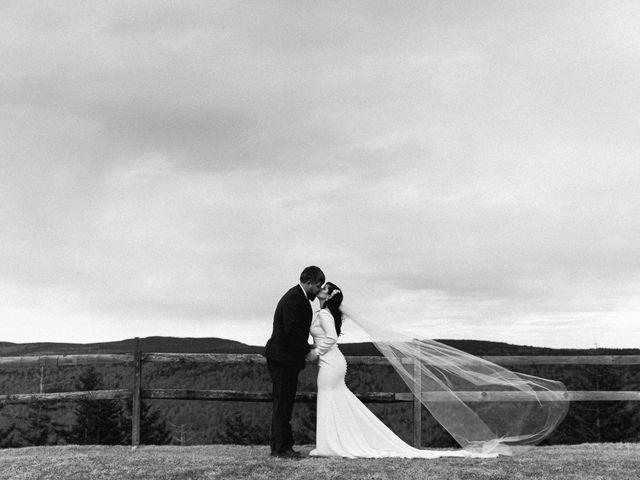 Victoria and Zack's Wedding in Snowshoe, West Virginia 31
