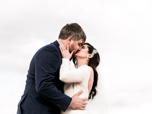 Victoria and Zack's Wedding in Snowshoe, West Virginia 32