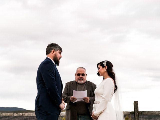 Victoria and Zack's Wedding in Snowshoe, West Virginia 10