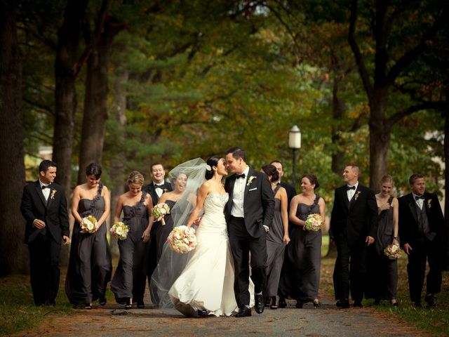 Brea and Patrick's Wedding in Saratoga Springs, New York 1