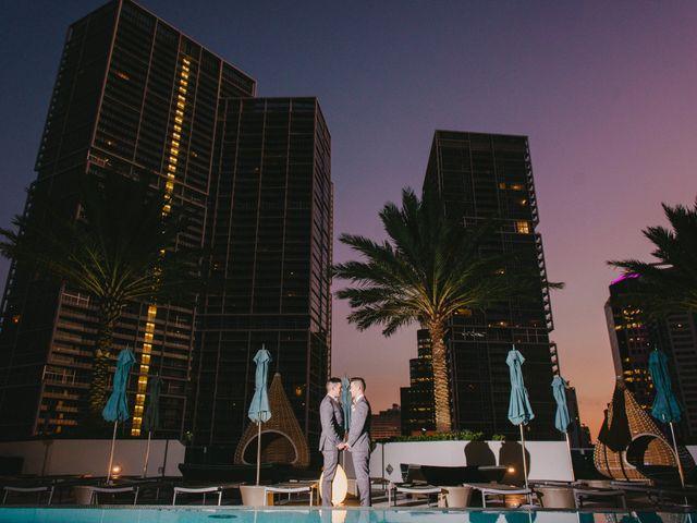 Dyron and Jose's Wedding in Miami, Florida 15