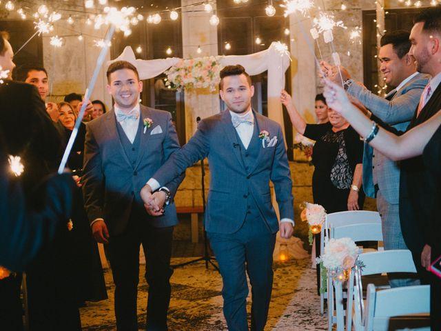 Dyron and Jose's Wedding in Miami, Florida 14
