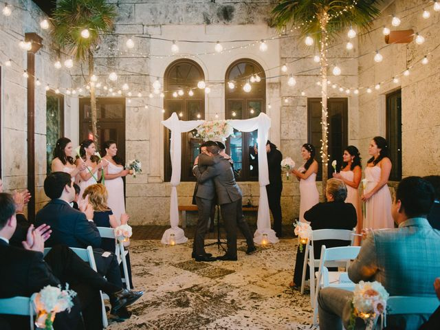 Dyron and Jose's Wedding in Miami, Florida 13