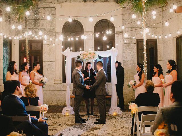 Dyron and Jose's Wedding in Miami, Florida 11