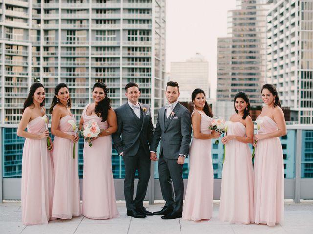 Dyron and Jose's Wedding in Miami, Florida 7