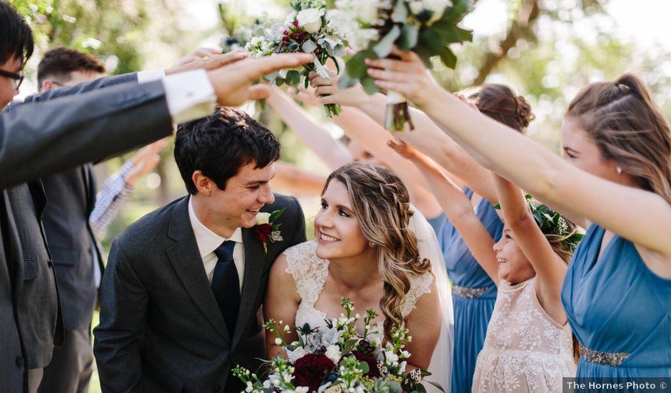 Zak and Jaimsyn's Wedding in Mims, Florida