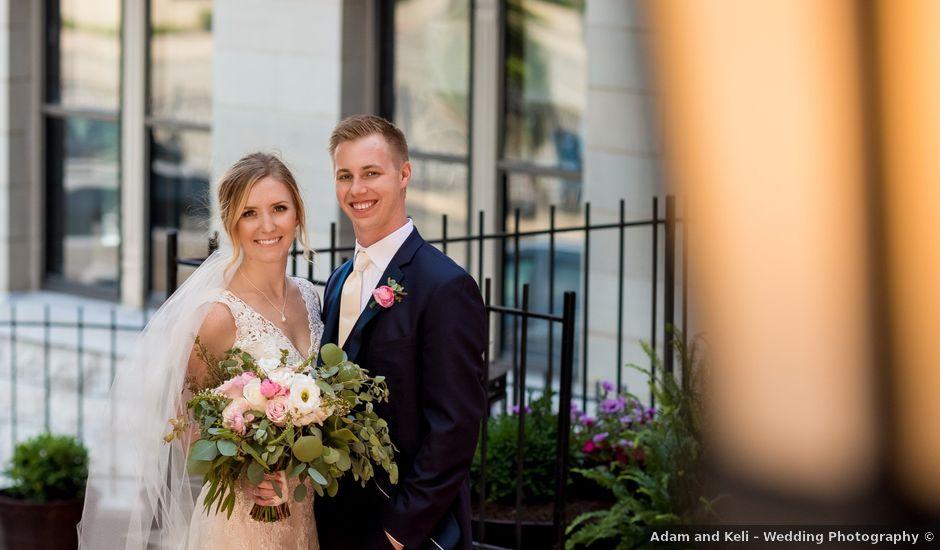 Ryan and Abby's Wedding in Cincinnati, Ohio