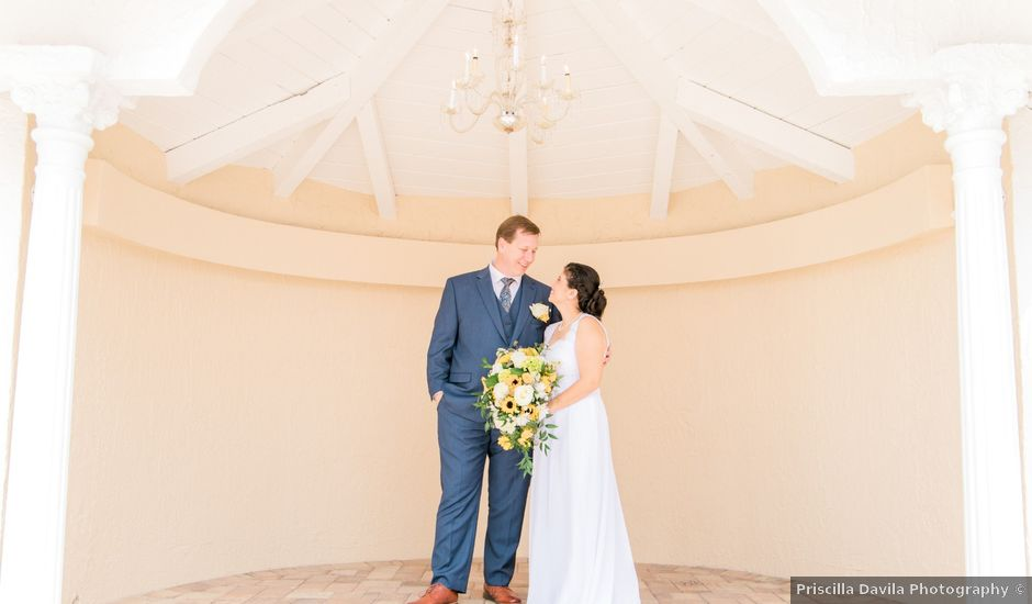 Steve and Georgia's Wedding in New Port Richey, Florida