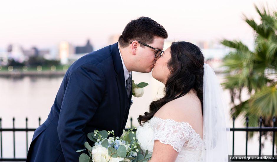 Erika and Nick's Wedding in Long Beach, California