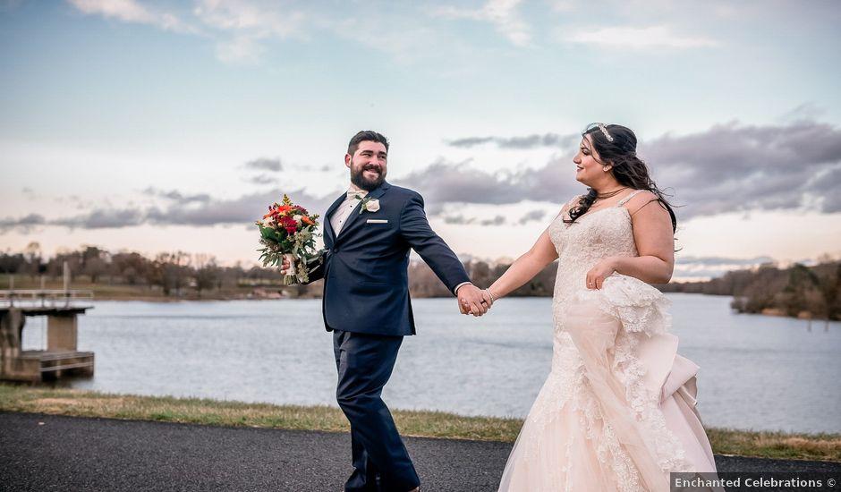 Chad and Ashley's Wedding in Bensalem, Pennsylvania