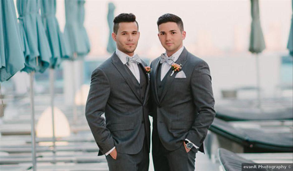 Dyron and Jose's Wedding in Miami, Florida