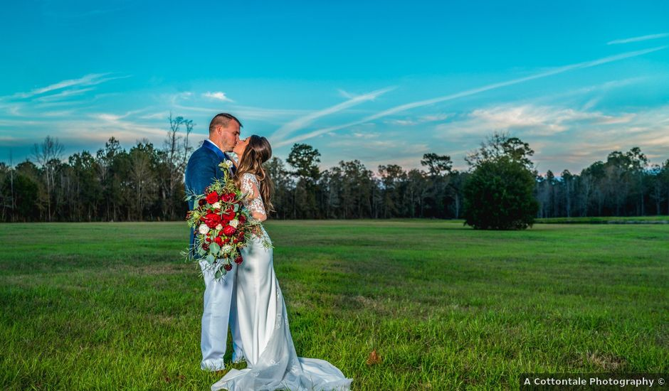 Michelle and Jeremy's Wedding in Laurel Hill, Florida