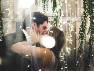 The wedding of Amalia and Jaime