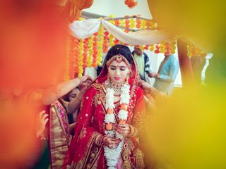 The wedding of Bhoomi and Ritvik 1