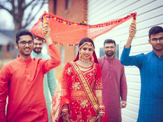 The wedding of Bhoomi and Ritvik 3