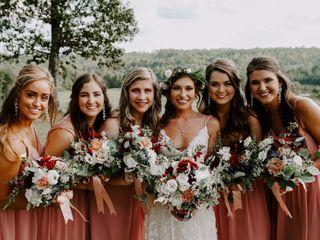 The wedding of Lauren and Robbie 1