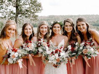 The wedding of Lauren and Robbie 2