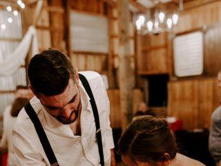 The wedding of Lauren and Robbie 3