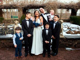 The wedding of Luisa and Matt 1