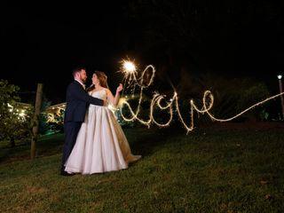 The wedding of Haley and Jacob 1