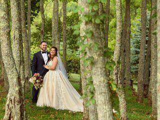 The wedding of Haley and Jacob