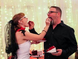 The wedding of Debbie  and Byran