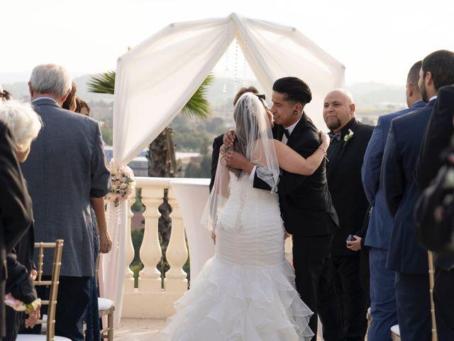 Jesse and Vanessa's Wedding in Pomona, California 6