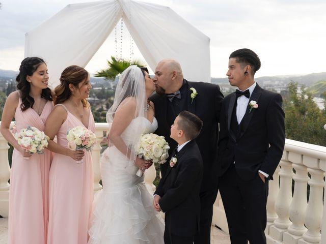 Jesse and Vanessa's Wedding in Pomona, California 9