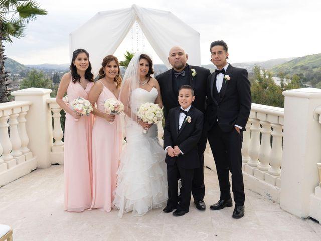 Jesse and Vanessa's Wedding in Pomona, California 10